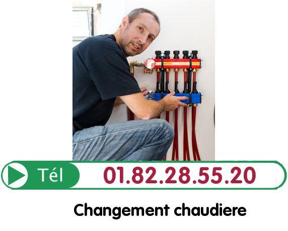 Depannage Chaudiere Menucourt 95180